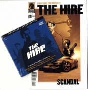 THE HIRE (SHORT FILM) - USA BMW PROMO DVD + COMIC